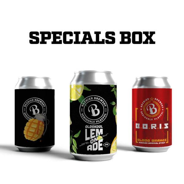Specials Box