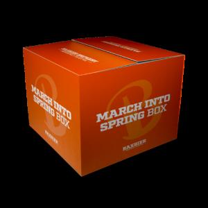 MARCH BOX